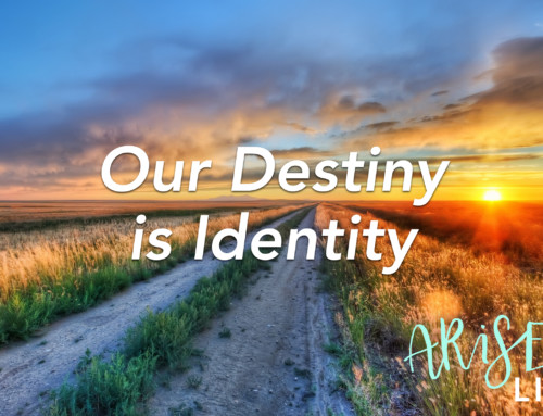 Our Destiny is Identity